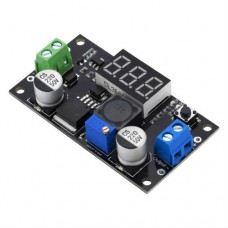 LM2596 DC-DC Step-down Adjustable Power Supply Module with LED display, In: 3~36, Out:1.5~34V/3A