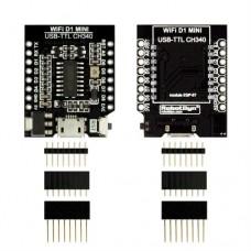 WIFI D1 mini - USB-TTL CH340 conveter Shield